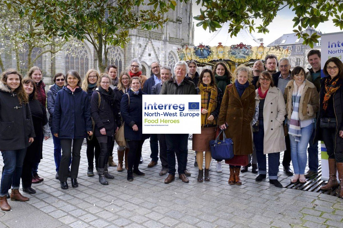 Interreg NWE Food Heroes