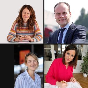 Naomi Smith, Dominiek Keersebilck, Annelies Noblesse & Melanie van Raaij: the story of enVie